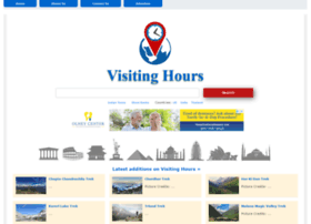myvisitinghours.org