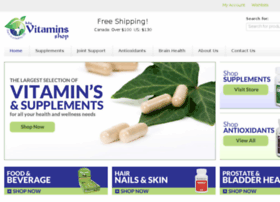 myvitaminsshop.com