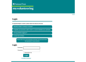 myvolunteering.nationaltrust.org.uk