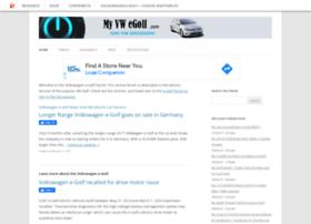 myvwegolf.com