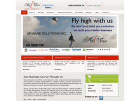 mywaresolutions.com