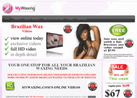 mywaxing.com