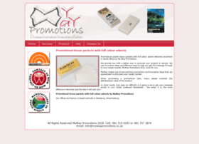 mywaypromotions.co.za