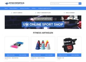 mywaysports.nl