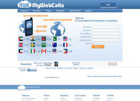 mywebcalls.com
