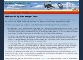 mywebdesigncenter.com