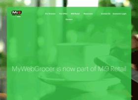mywebgrocer.com