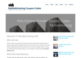 mywebhosting168.com