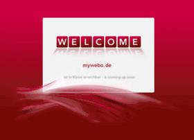 mywebo.de