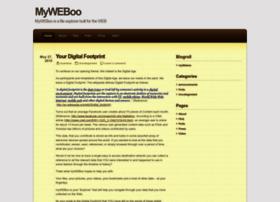 myweboo.wordpress.com