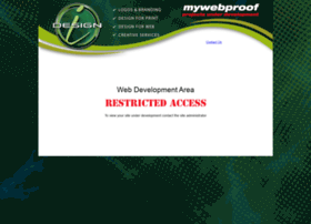 mywebproof.co.nz