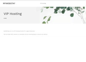 mywebstay.com