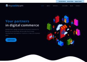 mywebteam.com.au
