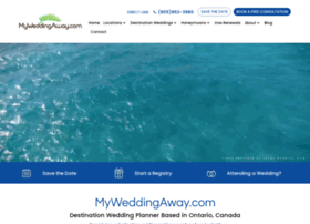 myweddingaway.com