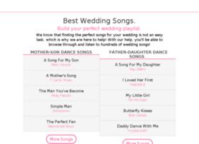 myweddingmusical.com