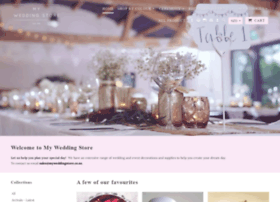 myweddingstore.co.nz