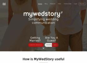 mywedstory.com