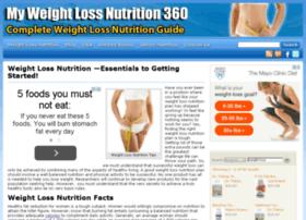myweightloss360.com