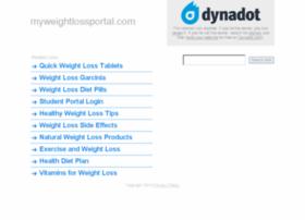 myweightlossportal.com