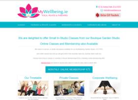 mywellbeing.ie