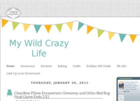 mywildcrazylife.blogspot.ca