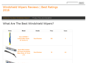 mywindshieldwipers.drupalgardens.com