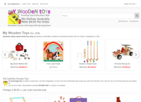 mywoodentoys.com.au