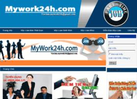 mywork24h.com