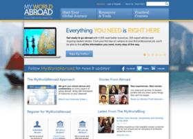 myworldabroad.com