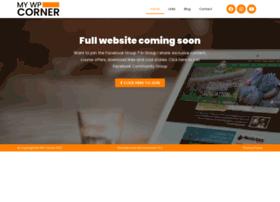 mywpcorner.com