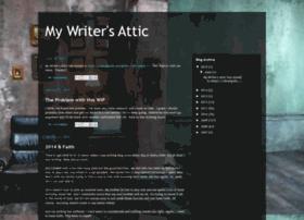 mywritersattic.blogspot.com