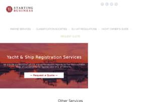 myyachtregistration.com