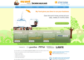 myyardsoftware.com