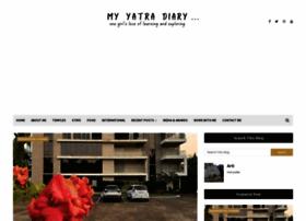 myyatradiary.com