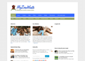 myzerowaste.com