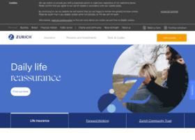 myzurich.co.uk