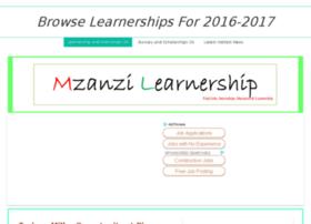 mzanzilearnership.com