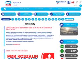 Mzk.koszalin.pl