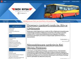 mzk.nysa.pl