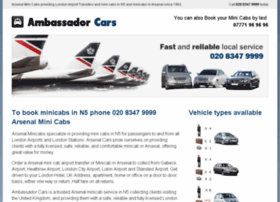 n5cabs.co.uk