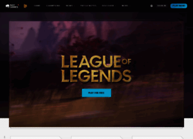na.leagueoflegends.com