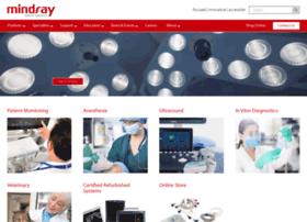 na.mindray.com