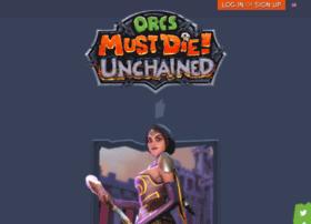 na.orcsmustdie.com