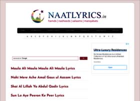 naatlyrics.in