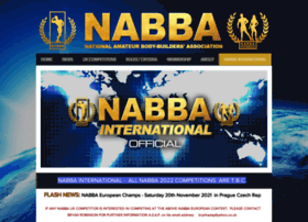 nabba-international.com