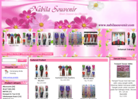 nabilasouvenir.com