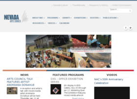 nac.nevadaculture.org
