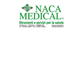 nacamedical.it