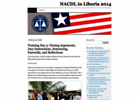 nacdlinliberia2014.wordpress.com