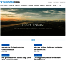 nachhaltigleben.ch